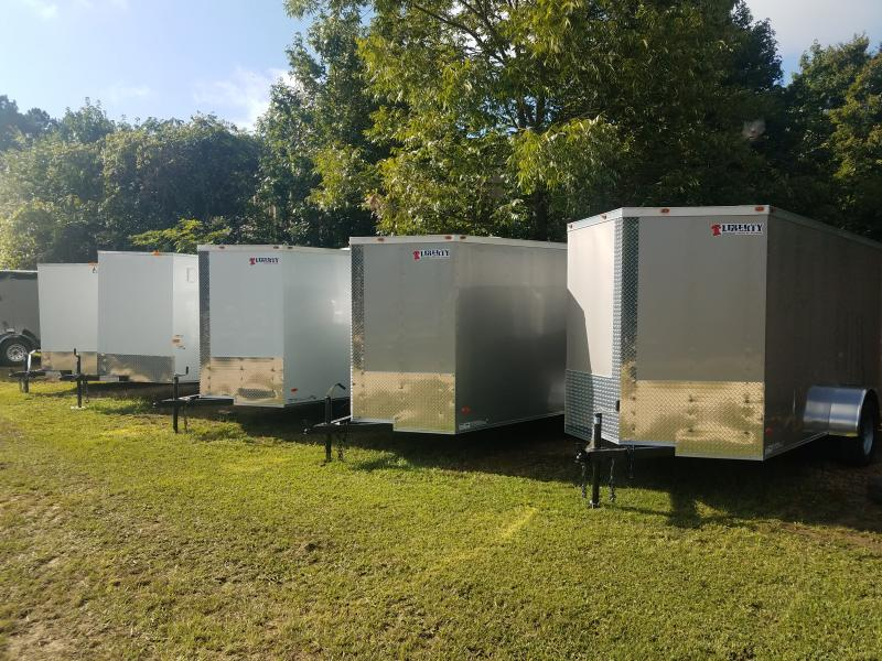 2019 Freedom Trailers Liberty Cargo / Enclosed Trailer
