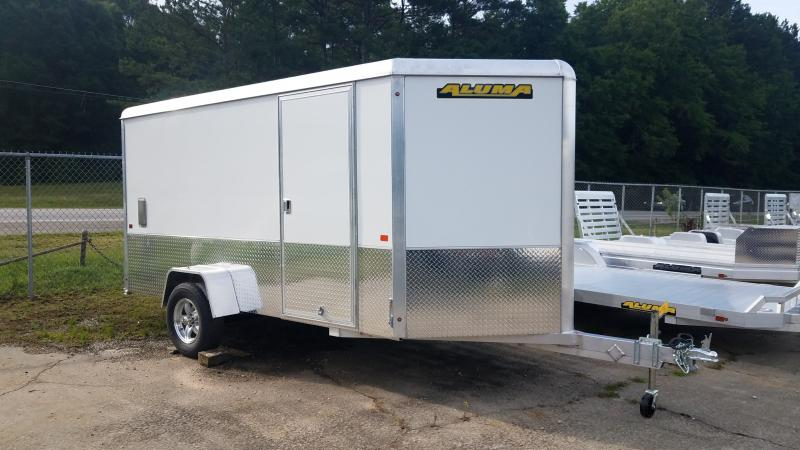 2020 Aluma AE612M Cargo / Enclosed Trailer