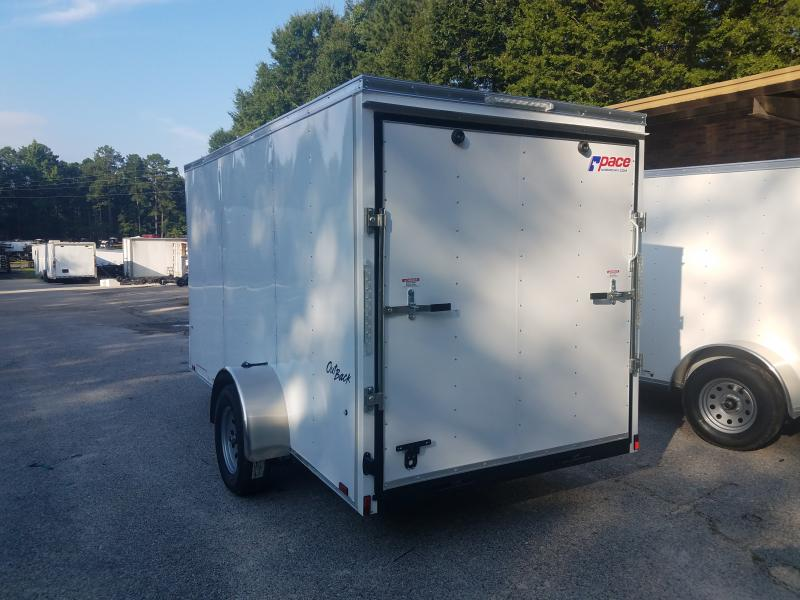 2018 Pace American Outback Cargo / Enclosed Trailer