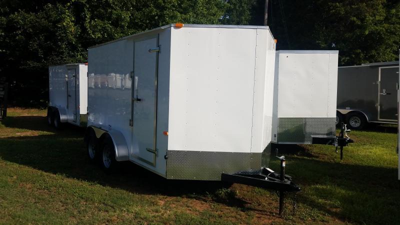 2019 Cargo Craft Ranger 7x14/12 Cargo / Enclosed Trailer