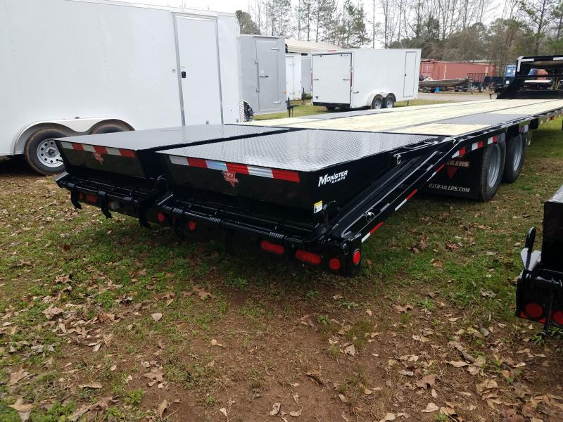 2020 PJ Trailers LD40 Flatbed Trailer