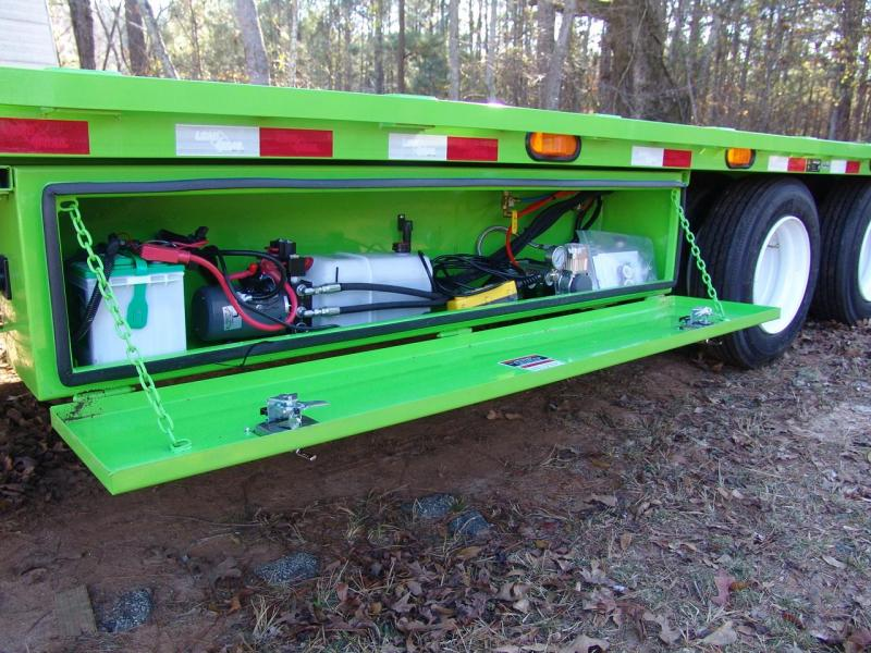 2018 Load Trail GR40 Flatbed Trailer