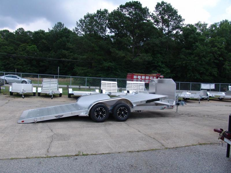 2019 Aluma 8218 tilt Car / Racing Trailer