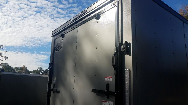2019 Covered Wagon Trailers 6x12 gold mine Cargo / Enclosed Trailer