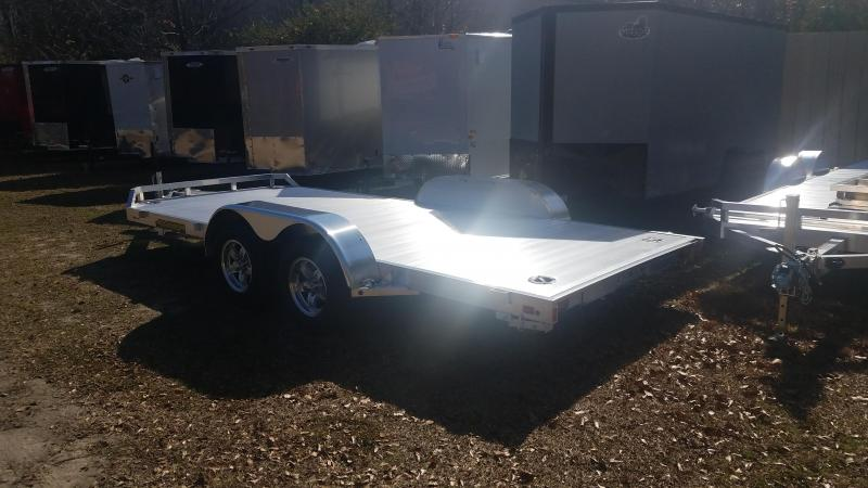 2020 Aluma 8216R Car / Racing Trailer