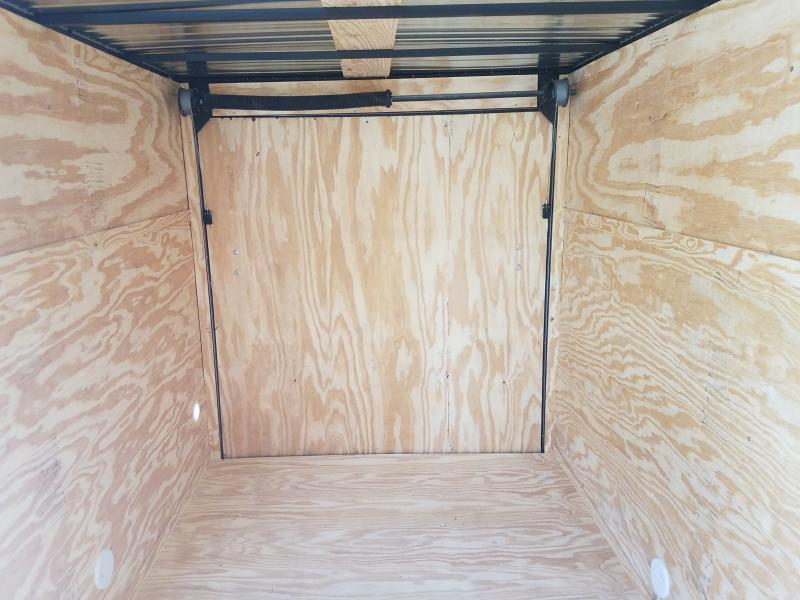2019 Cargo Craft Ranger 6x12 Cargo / Enclosed Trailer