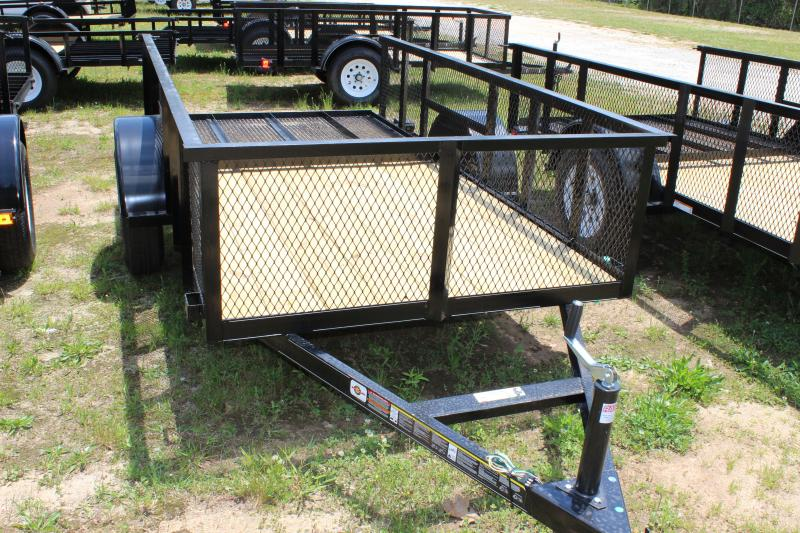 2016 Other Carry-On 5x10 Landscaping Trailer with Metal Sides Utility Trailer