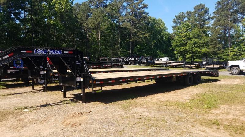 2019 Load Trail GP040 Flatbed Trailer