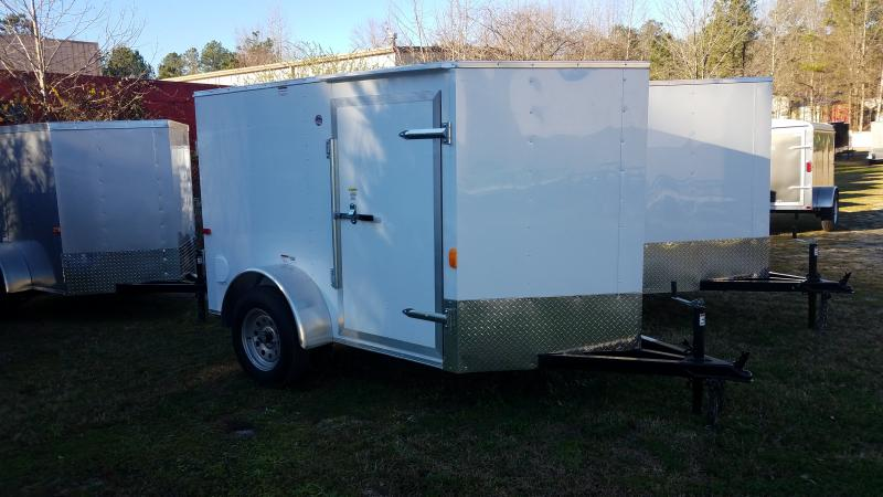 2018 Cargo Craft 5x10 Cargo / Enclosed Trailer