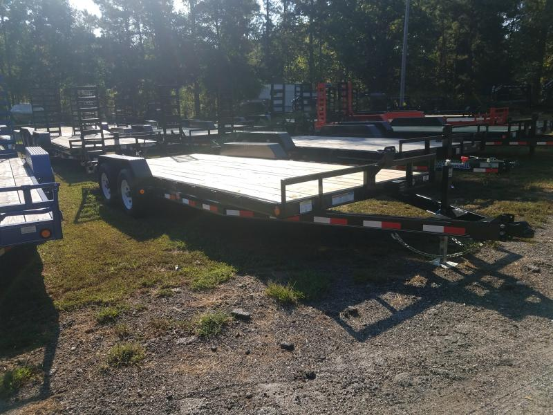 2019 PJ Trailers CE20 Equipment Trailer