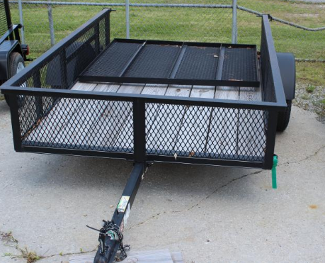 CARRY-ON 6X12 GW flatbed utility trailer