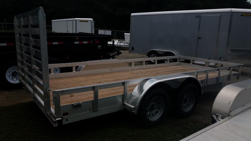 2019 Carry-On 6x16AGW7K Utility Trailer
