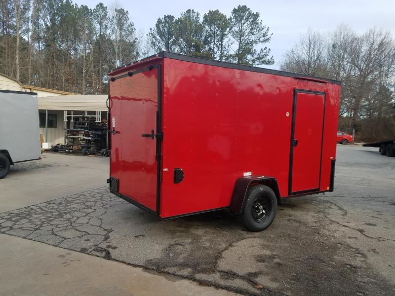 2020 Cargo Craft elite 6x12 Enclosed Cargo Trailer
