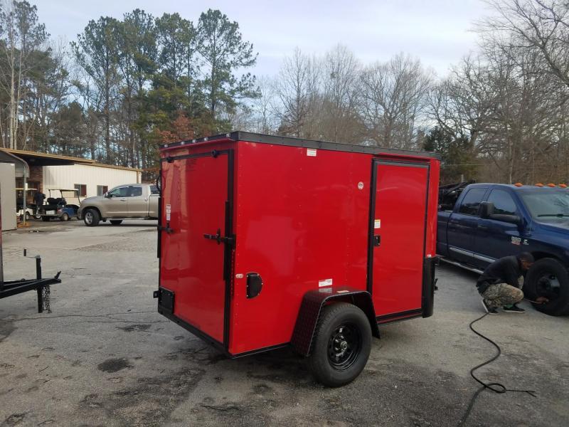 2020 Cargo Craft elite 6x12 Enclosed Cargo Trailer