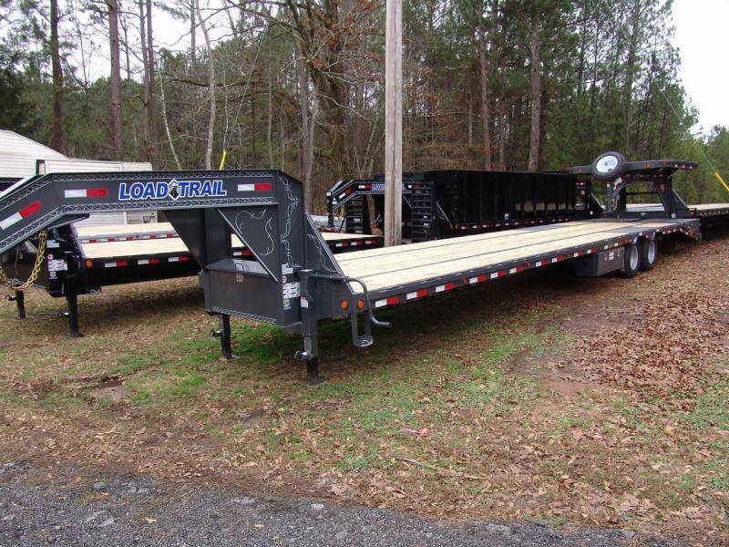 2018 Load Trail GP402 Flatbed Trailer