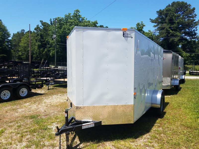 2019 Cargo Craft Ranger 6x10 Cargo / Enclosed Trailer