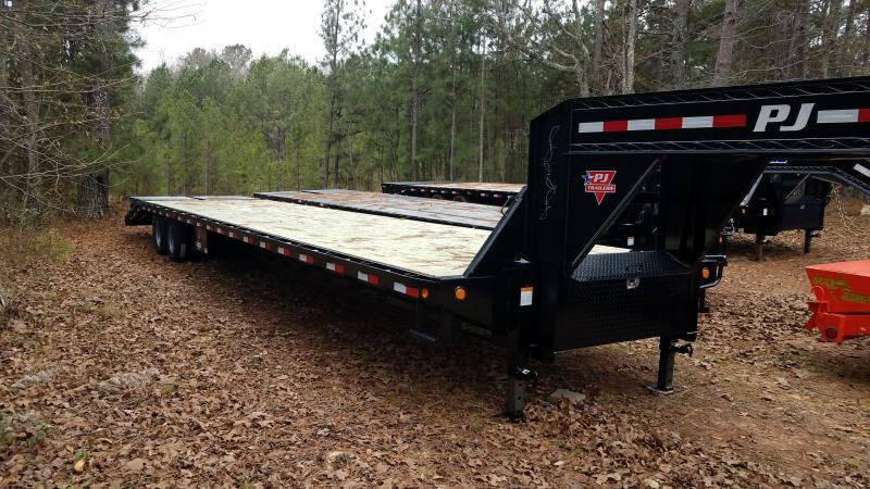 2019 PJ Trailers FD40 Flatbed Trailer