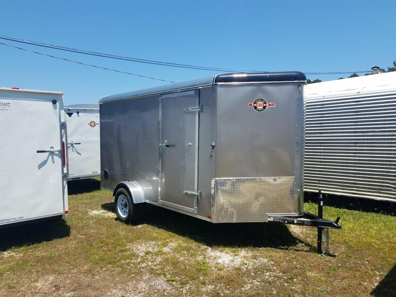 2019 Carry-On 6x12CGR Cargo / Enclosed Trailer