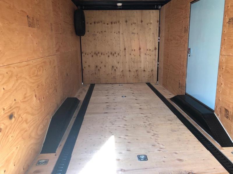 2019 SKY 8.5 X 26 X 7 Enclosed Cargo Trailer