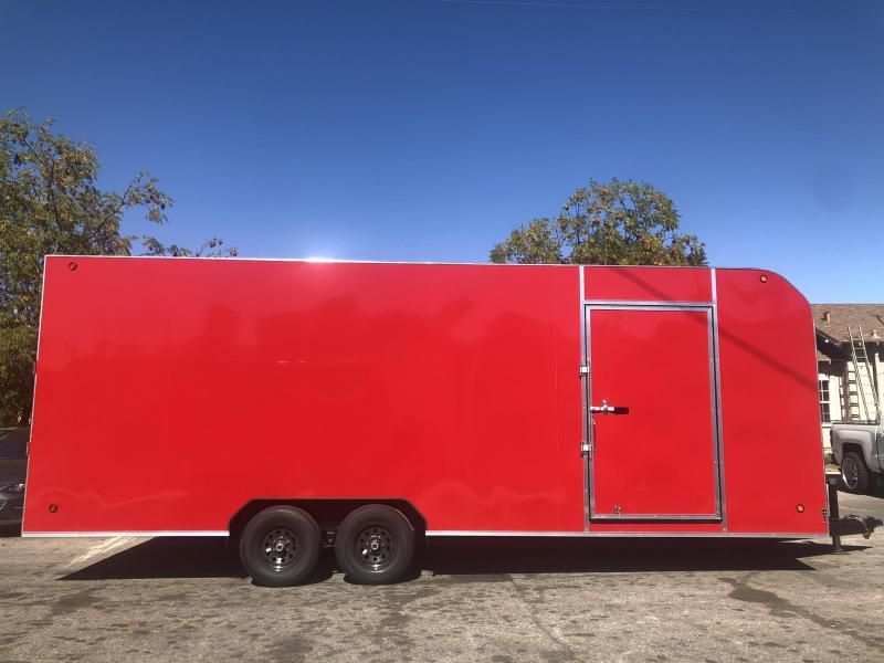 2019 SKY EN 8.5 X 24 X 8 Enclosed Cargo Trailer