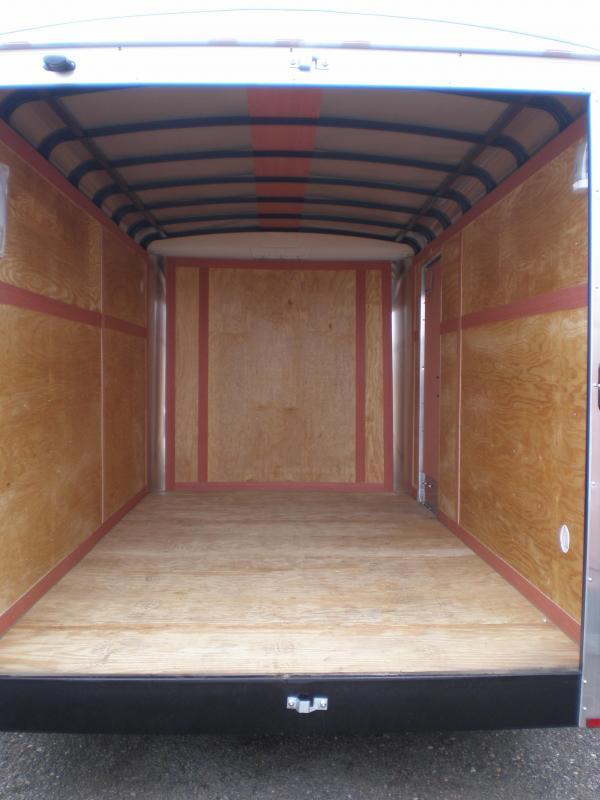 homesteader x enclosed cargo trailer we are the trailer 2017 h h 7x14 enclosed cargo trailer