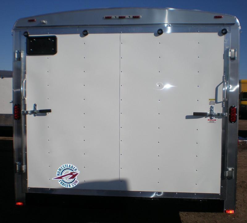 2020 Homesteader 8x16 Enclosed Cargo Trailer 10K