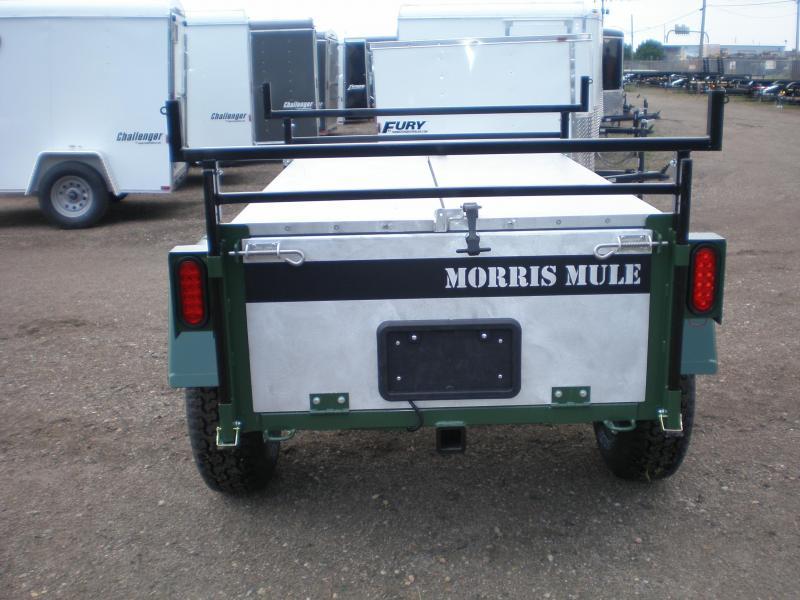 2019 Morris Mule Trail Grade 3x5 - Green