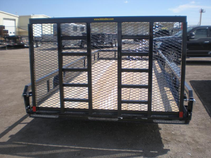 2020 H and H 82x18 Utility Trailer - 10K
