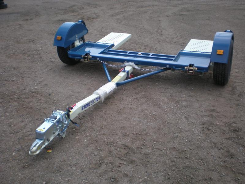Stehl ST80TD Tow Dolly w/SURGE DISC Brakes