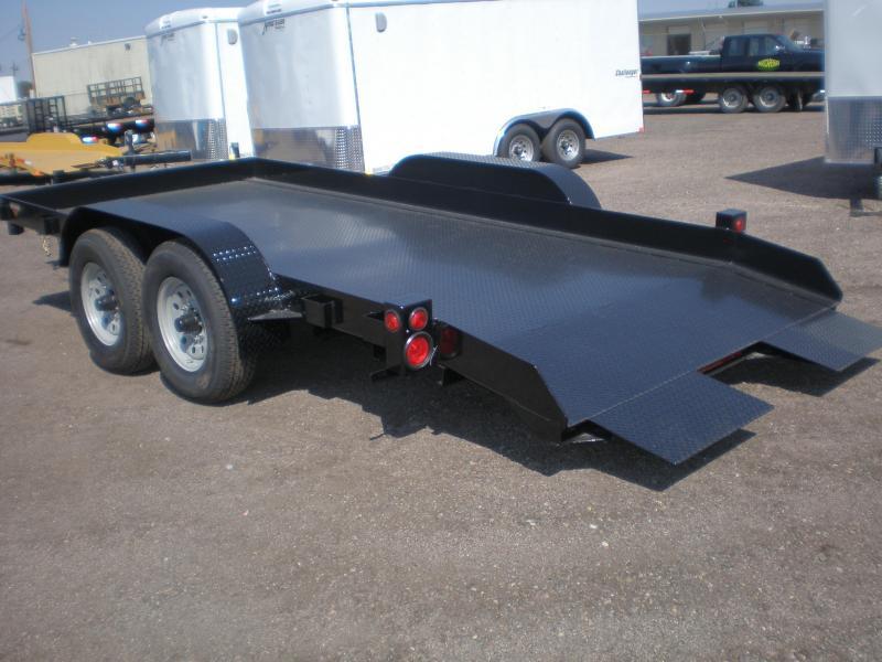 2019 Butler Tilt Flatbed Equipment Transport Trailer 10K