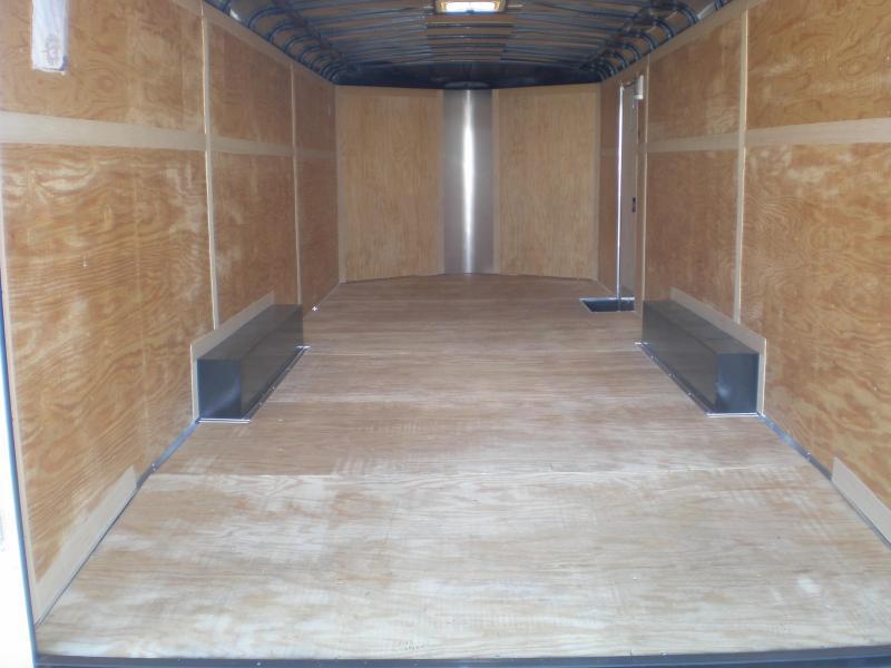 2019 Homesteader 24' Enclosed Car Hauler/Cargo Trailer