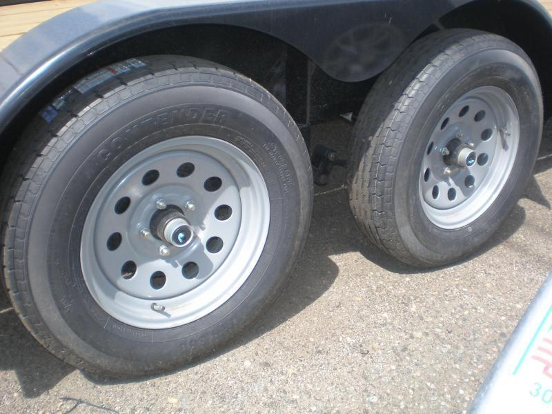 2020 Rice 82x18 Flatbed Car Hauler-No Dovetail