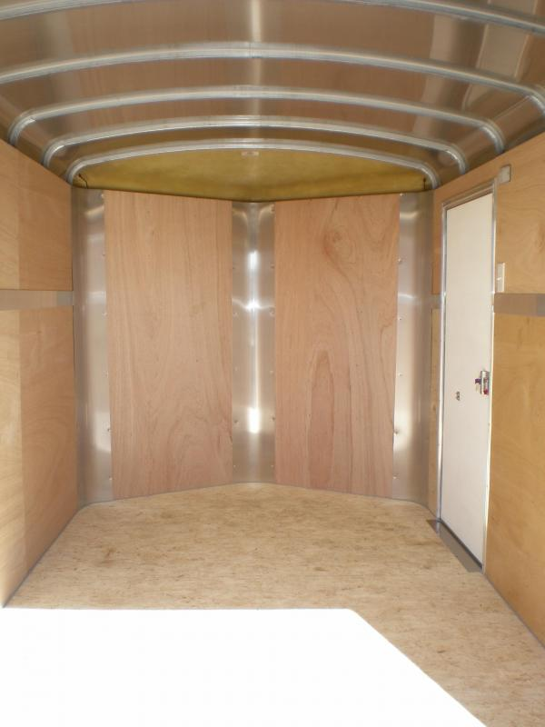 2020 H&H Trailer 7x12 Enclosed Cargo Trailer