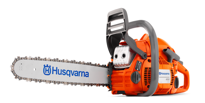"2017 Husqvarna 450 Chainsaw 18"" Bar"