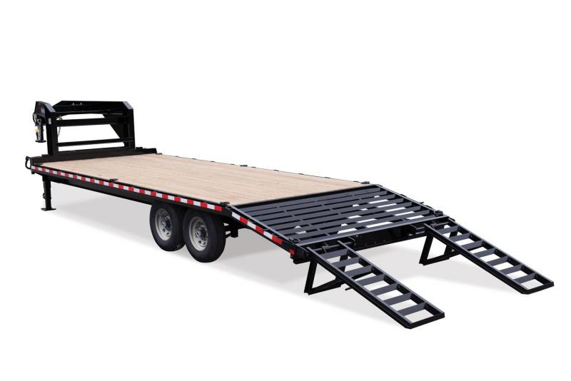 2019 Sure-Trac 8.5 X 18+4 15K DECKOVER Equipment Trailer