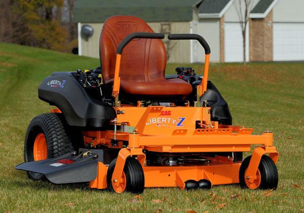 "Scag Power Equipment Liberty 48"" Zero Turn"