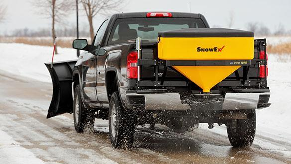 Snow Ex SP 1075 Salt Spreader