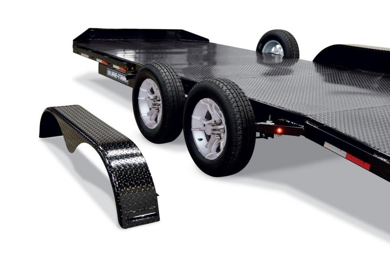 2020 Sure-Trac 7 X 20 10K CAR HAULER