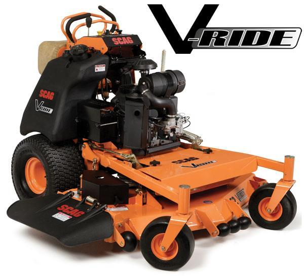 Scag Power Equipment V - Ride 52 Mower