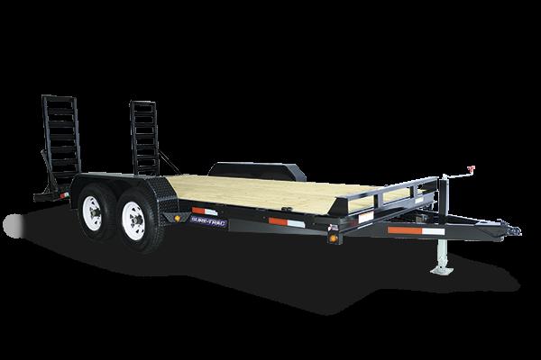 Sure-Trac 81 X 20 14K Implement Equipment Trailer