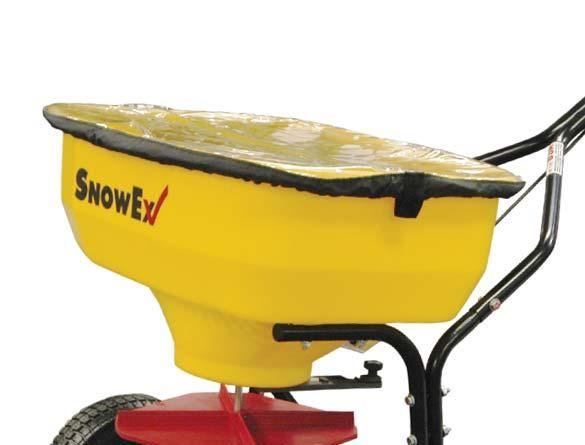 Snow Ex SP 65 Salt Spreader