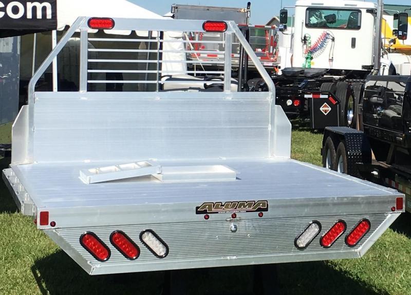 2020 Aluma 96106 Flat Bed Truck Bed
