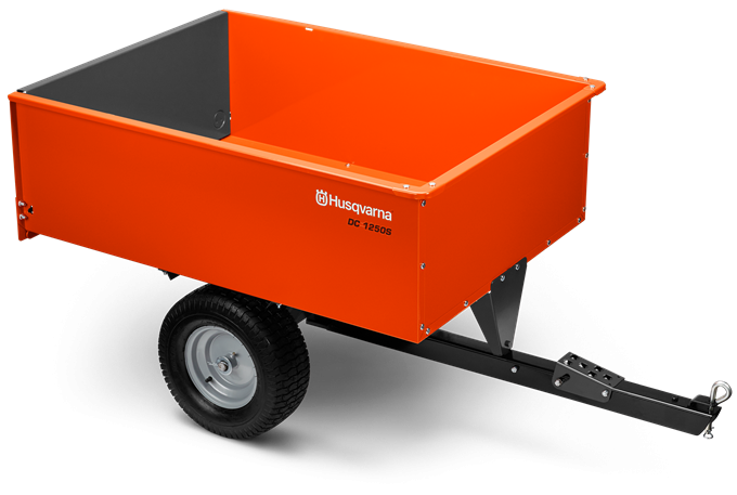 Husqvarna 15 CU FT Steel Cart