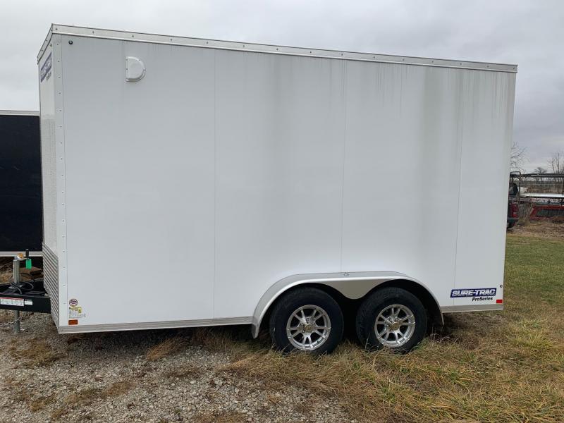 2019 Sure-Trac STW8414TA Enclosed Cargo Trailer