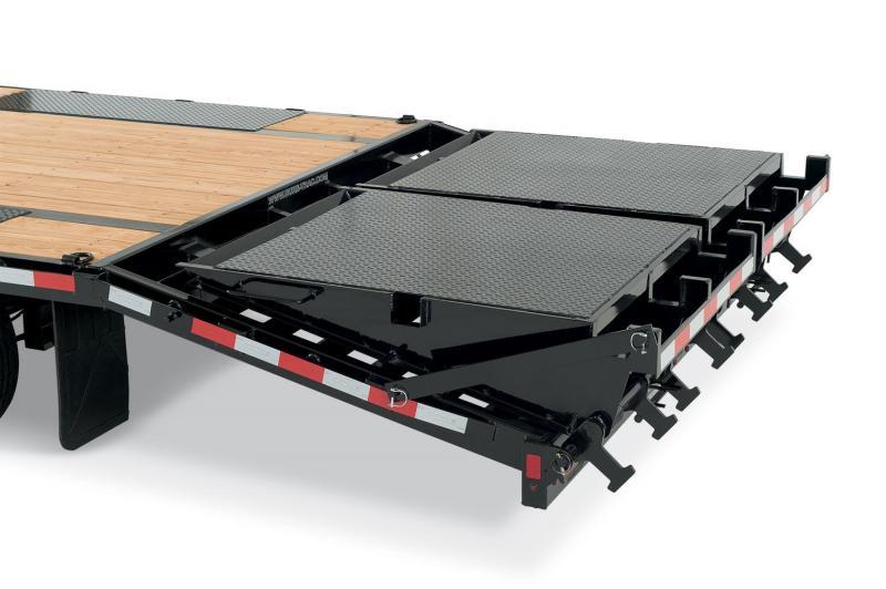 2019 Sure-Trac 8.5 x 20+5 15K Gooseneck Deckover Equipment Trailer