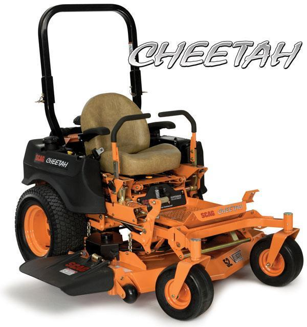 Scag Power Equipment Cheetah 61 Kawasaki Zero Turn