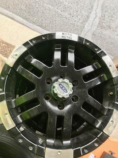 Moto Metal M0951 Truck Wheels