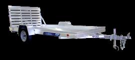 Aluma 78x14 Edge Series Utility Trailer