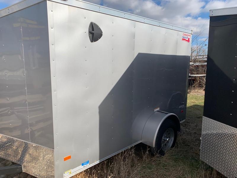 2019 American Hauler 6x10 SINGLE AXLE Enclosed Cargo Trailer