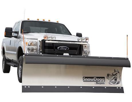 SnowDogg EX90 Snow Plow